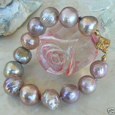 Japanese kasumi pearl bracelet.