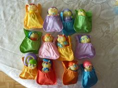 Collection glo friends et lucioles bonux - I used to collect them to, and I just loved them!!!