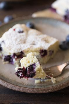 A lovely little snack cake that is slightly sweet with a tender crumb and lots…
