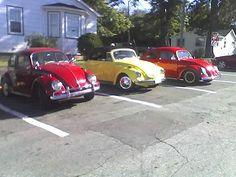The Chickenburger - Volkswagen Beetles 2004 Volkswagen Beetles, Nova Scotia, Explore