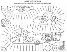 Pregrafimanía 2 - Betiana 1 - Λευκώματα Iστού Picasa Pre Writing, Writing Skills, Simple Car Drawing, Teaching Handwriting, Sudoku, Reading At Home, Special Kids, Daycare Crafts, Preschool Worksheets
