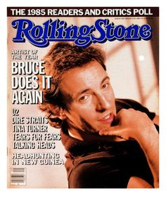 Rolling Stone!