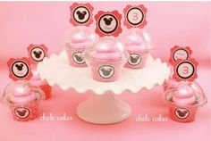 Clear Cupcake Favor Boxes for cupcakes with by PoshBoxCouture, $12.50
