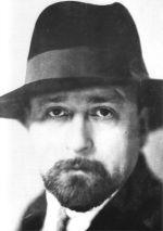 Albert Londres/ journaliste et écrivain/ dénonça les horreurs du bagne