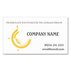 average size of business card