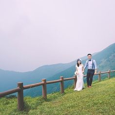 hk pre wedding tai mo shan - Google Search