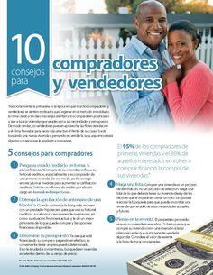 10 Consejos Para Compradores Y Vendedores - Página 1 - #BienesRaices #Weston #Florida