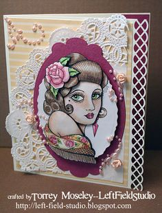 Bombshell Stamps Blog: A Toling We Will Go!