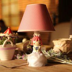 36.85$  Buy here - https://alitems.com/g/1e8d114494b01f4c715516525dc3e8/?i=5&ulp=https%3A%2F%2Fwww.aliexpress.com%2Fitem%2Ffabric-flower-fairies-creative-children-s-room-lamp-modern-minimalist-bedroom-bedside-lamp-pastoral-shipping%2F32693762364.html - fabric flower fairies creative children's room lamp modern minimalist bedroom bedside lamp pastoral shipping 36.85$