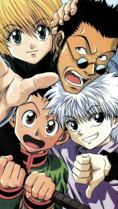 hunter x hunter wallpapers hunter x hunter ` hunter x hunter wallpapers ` hunter x hunter memes ` hunter x hunter killua ` hunter x hunter hisoka ` hunter x hunter kurapika ` hunter x hunter chrollo ` hunter x hunter gon Manga Anime, Fanarts Anime, All Anime, Anime Naruto, Manga Art, Anime Guys, Killua, Hisoka, Leorio Hxh