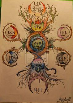 9 миров