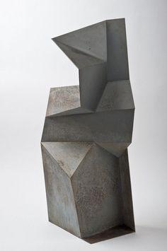The inspiration provider Sculpture Metal, Concrete Sculpture, Concrete Art, Abstract Sculpture, Geometric Sculpture, Contemporary Sculpture, Contemporary Art, 3d Prints, Installation Art