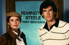 remington steele -