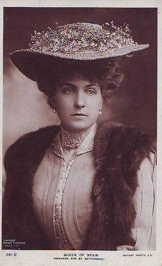 Queen Victoria Eugenie