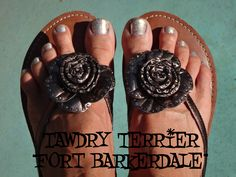 "@TawdryTerrier ""Fort Barkerdale"" - available at https://www.etsy.com/shop/TawdryTerrier #nailpolish #indienailpolish #tawdryterrier"