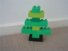 duplo small christmas tree
