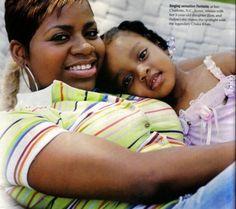 A LOOK BACK:SINGER FANTASIA AND DAUGHTER | BLACKCELEBRITYKIDS ...