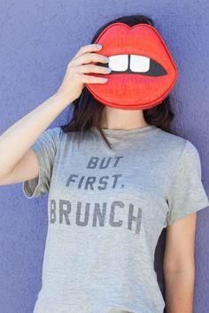 Love this Nasty Gal t-shirt!