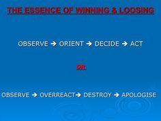 #Winning, #Loosing