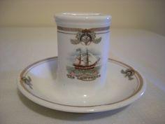 Ship Logo, Syracuse China, Tableware, Vintage, Dinnerware, Tablewares, Vintage Comics, Dishes, Place Settings