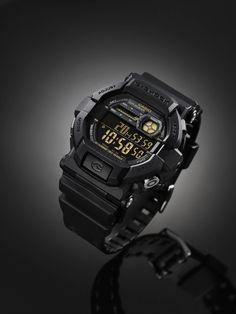 G-Shock with vibration alarm Casio Digital, Digital Watch, G Shock Watches, Casio G Shock, New G Shock, Countdown Timer, Fitness Watch, Watch Case, Casio Watch
