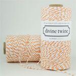 Orange Divine Twine™ ($15 per spool) - whisker graphics