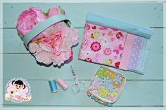 Felicidade é... Tecidos e botões http://pitinhosdamarta.blogspot.pt/