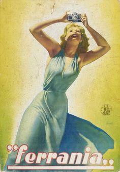 Ferrania - 1937 - (G. Bocasile) -