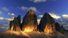 Natural Wonders in Northern Italy