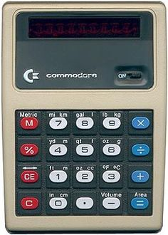 Helfer, Computer, Calculator, Circuit, Technology, Pocket, Electronics, Math, Vintage