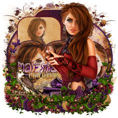 Adrienne´s Designs: Vampire/Majestic Grandeur