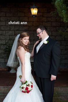 Bride & Groom | Christi Ann Photography