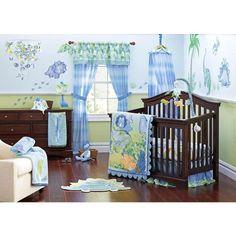 Truly Scrumptious Dinosaur Tracks Nursery Bedding Collection (4 Piece Crib Set) Boy Nursery Bedding Sets, Baby Nursery Diy, Baby Nursery Bedding, Crib Sets, Nursery Themes, Nursery Ideas, Themed Nursery, Baby Bedroom, Diy Baby
