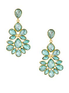 Nello Spring Cluster Earrings by Amrita Singh at Gilt