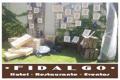 sitting de bodas Outdoor Furniture Sets, Outdoor Decor, Ideas Para, Wedding Inspiration, Home Decor, Events, Weddings, Restaurants, Decoration Home