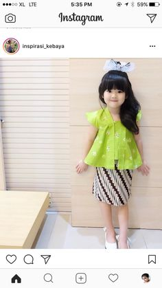 Frocks For Girls, Little Girl Dresses, Girls Dresses, Kids Dress Pants, Little Girl Fashion, Kids Fashion, Dress Anak, Baby Dress Design, Kids Gown