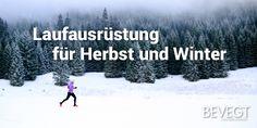 Laufbekleidung für Herbst und Winter