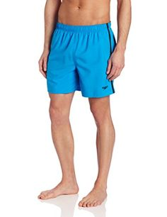 a85736b993 Introducing Speedo Mens Striped Surf Runner Volley Watershorts Blue Aster  XXLarge. Great product and follow us for more updates!