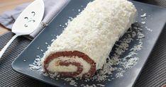 On a préparé pour vous un très chouette roulé coco et chocolat blanc. Faites-le pour Noël ! Une chouette recette de fêtes pour en finir avec les bûches à la crème au beurre.