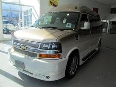 b2e8bb2d71 2012 Chevy Express 1500 Southern Comfort Elite Conversion Van