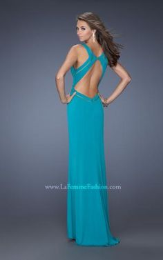 La Femme 19851 | La Femme Fashion 2014 - La Femme Prom Dresses - Dancing with the Stars