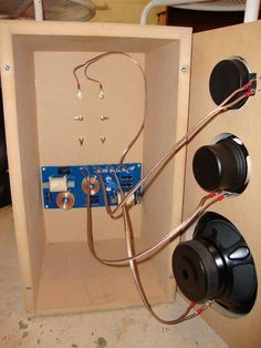 Picture of How Speakers Work and an Intro to Building a Subwoofer Box  #Amazmerizing