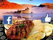 Su Facebook le foto che spopolano di più sono quelle dedicate al cibo e ai paesaggi!
