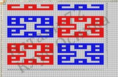 Картинка Crochet Chart, Easy Crochet, Cross Stitch Embroidery, Cross Stitch Patterns, Tapestry Crochet Patterns, Vintage House Plans, Diy Friendship Bracelets Patterns, Crochet Purses, Beading Patterns