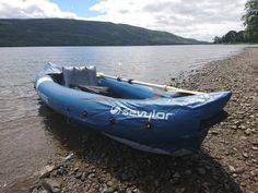 Sevylor Riviera Inflatable Kayak Coniston Water