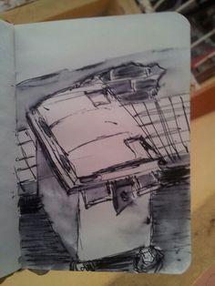 14.10.14   Jos   dumpster (mooi woord, eigenlijk)