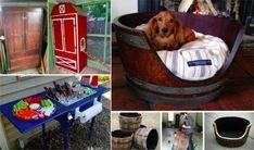 29 idées pour transformer de vieux meubles en nouveaux