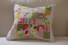 Sew Paint It: Nicey Jane Cushion