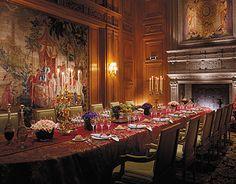 Salon Louis XIII - Four Seasons Hotel George V