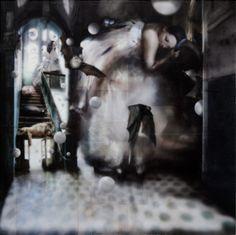 Room # 0 : Corridor ~ artist Chris Berens